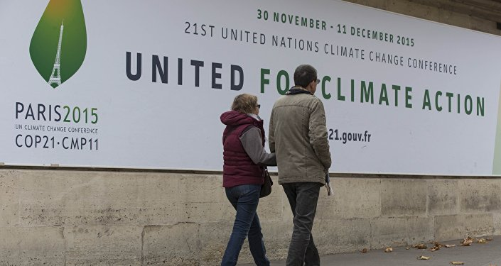 Más de 160 países firmarán el acuerdo de París sobre el clima