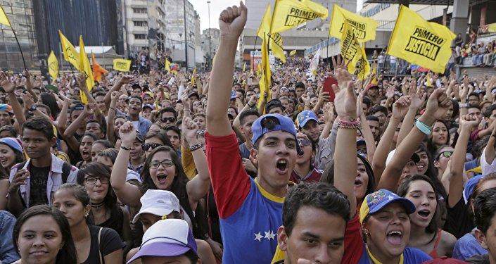 Diálogo gobierno-oposición todavía lejos en Venezuela