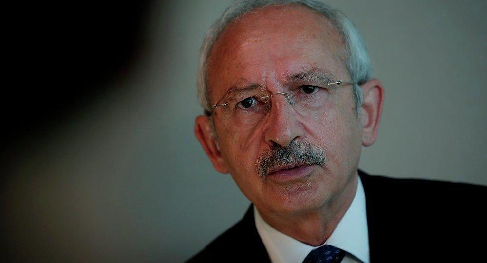 Kemal Kilicdaroglu, líder del opositor Partido Republicano del Pueblo de Turquía