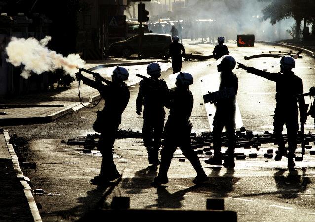 Protestas antigubernamentales en Bahréin