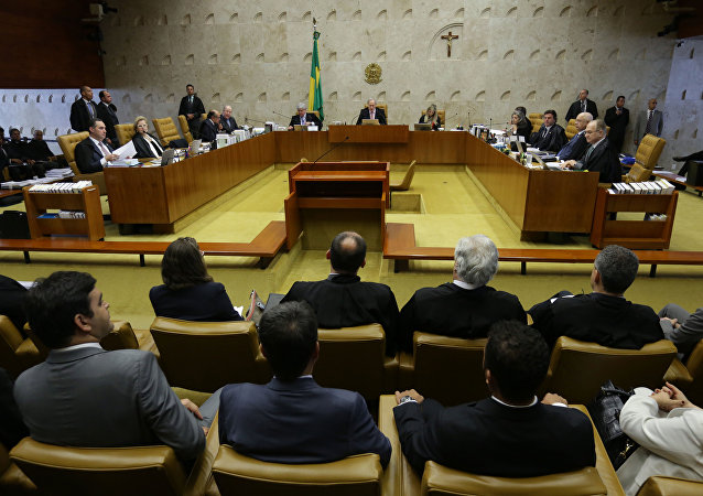 Tribunal de Brasil (archivo)