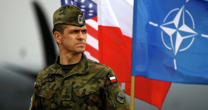 Ćwiczenia NATO. Polska. Kwiecień 2014 r.