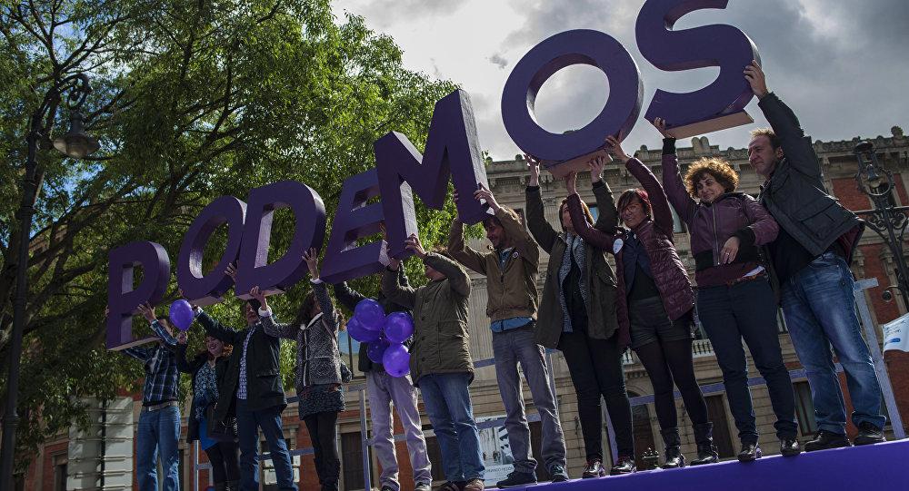 Parlamento venezolano investigará presunta financiación de partido español Podemos
