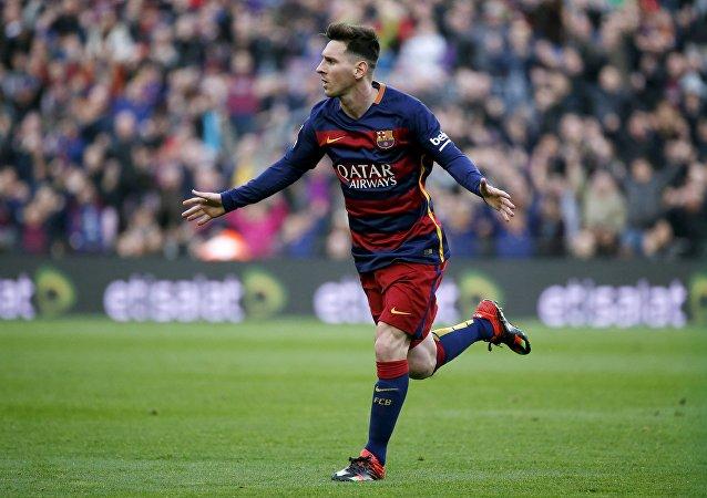 Lionel Messi, futbolista
