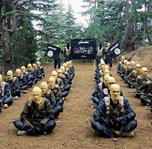 Miltantes del Daesh
