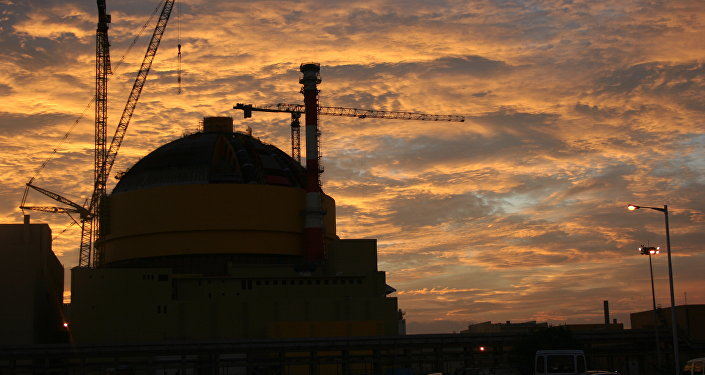 Central nuclear de Kudankulam