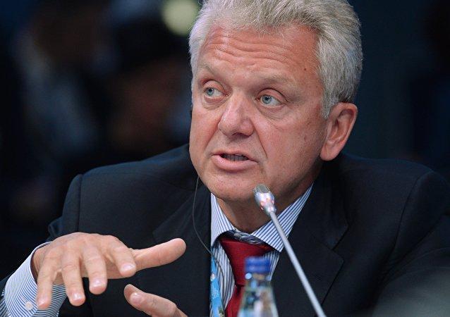 Víctor Jristenko, presidente del Consejo de la Comisión Económica Euroasiática