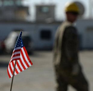 La base aérea de Bagram en Afganistán (archivo)