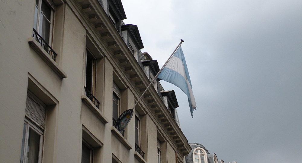 Embajada de Argentina en Francia