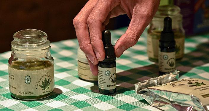 Productos del cannabis a medida para uso terapéutico