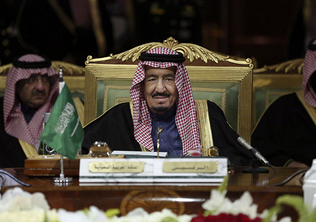 Salmán bin Abdulaziz, el rey de Arabia Saudí (archivo)