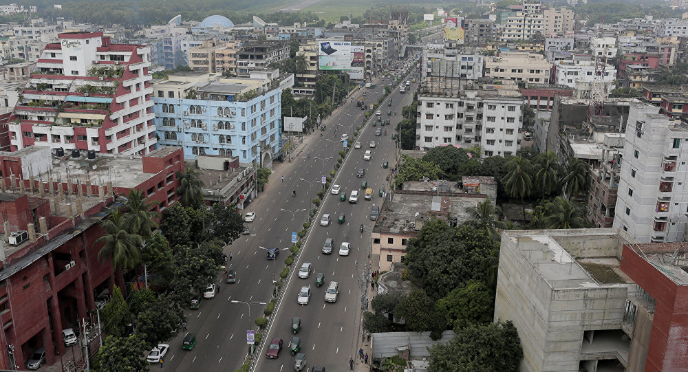 Daca, capital de Bangladés