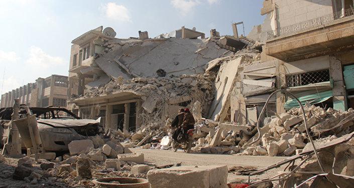 Rusia descalifica a EEUU por acusarla de provocar víctimas civiles en Siria