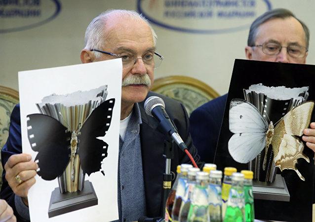Un proyecto del premio de los países BRICS, presentado por Nikita Mijalkov, presidente de la Unión de Cineastas de Rusia
