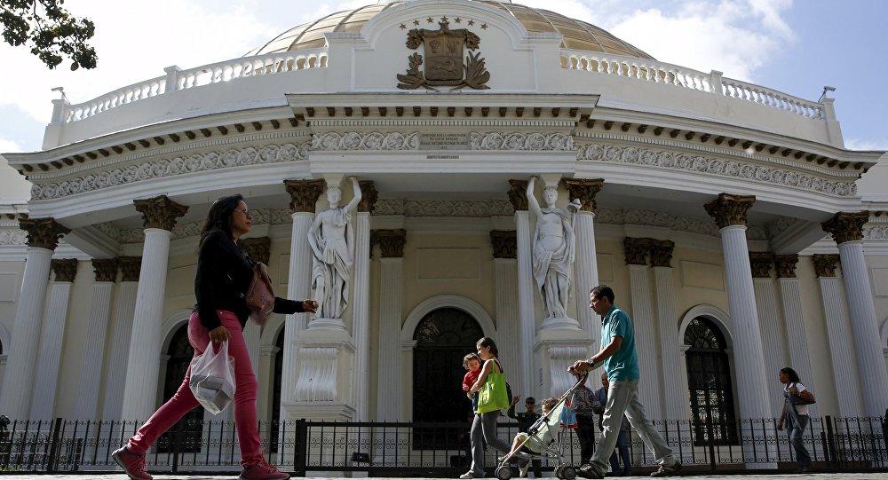 Parlamento de Venezuela (imagen referencial)