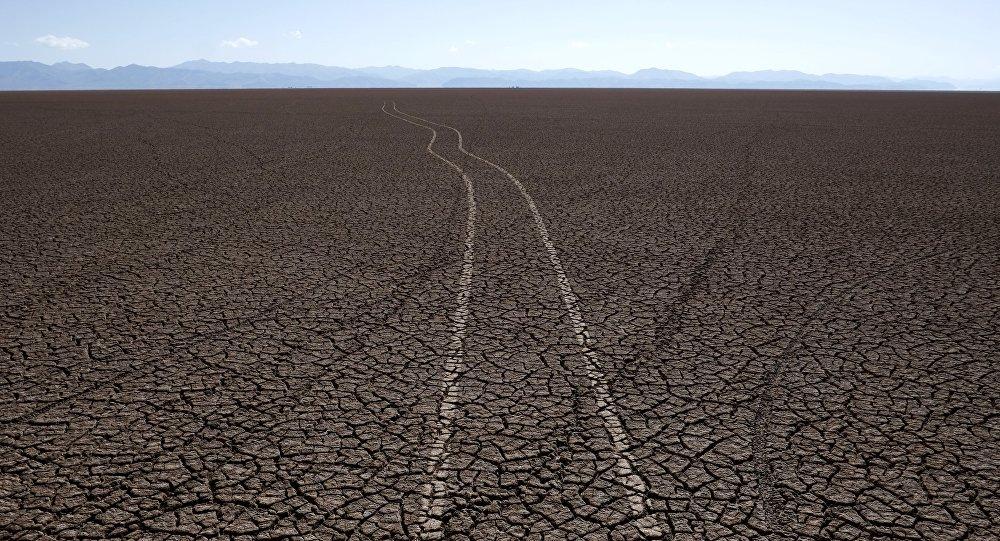 Sequía en Bolivia, una de las consecuencias de El Niño