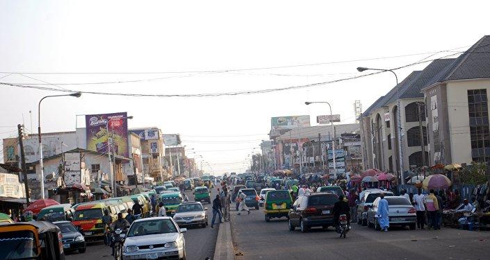 Ciudad de Kaduna, Nigeria