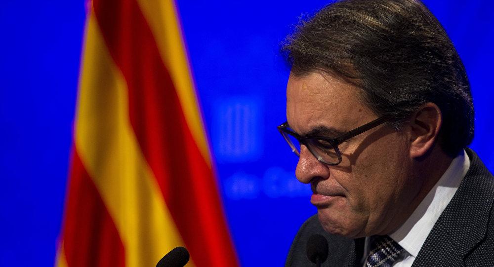 Artur Mas, expresidente catalán (archivo)