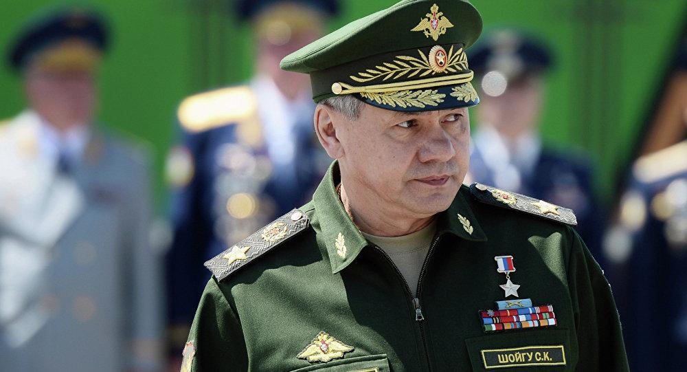 Resultado de imagen para Serguéi Shoigú, ministro de Defensa ruso