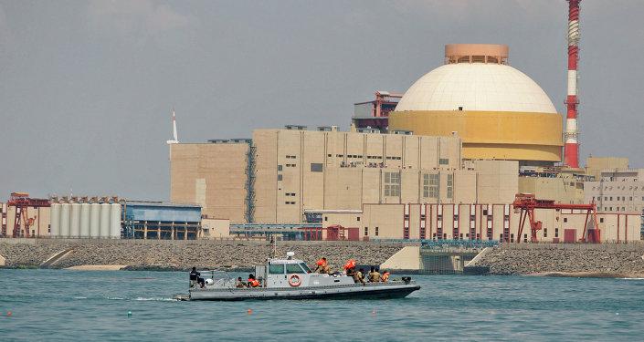 La central nuclear india de Kudankulam, uno de los proyectos realizados por la compañía rusa Atomstroyexport