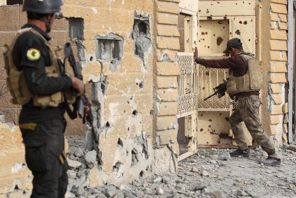 Ramadi, liberado de los terroristas por los militares iraquíes
