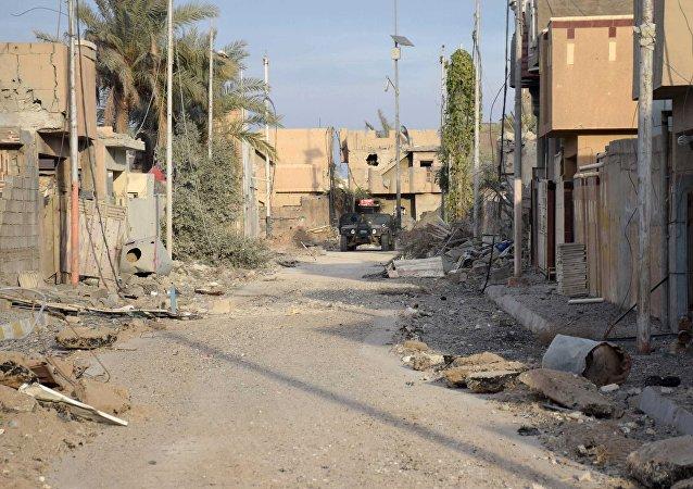 Ciudad iraquí de Ramadi (archivo)