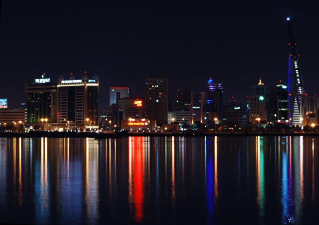 Manama, la capital de Baréin