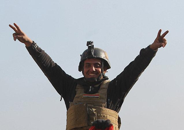 Ejército de Irak en Ramadi