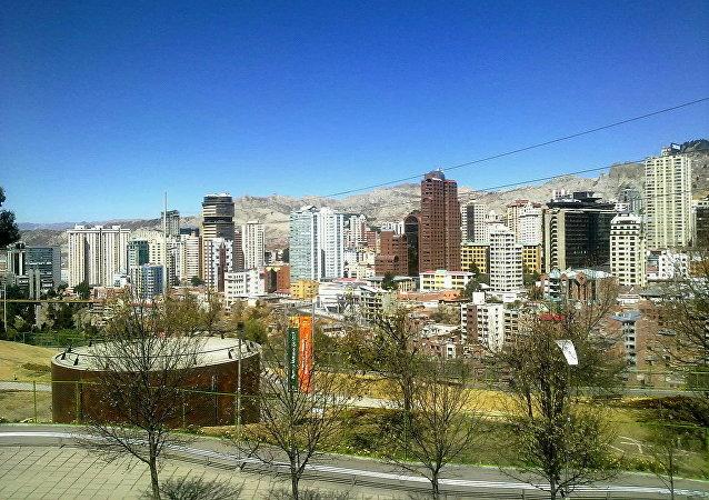 La Paz, sede del Gobierno y de los Poderes Legislativo, Ejecutivo y Electoral de Bolivia