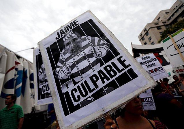 Exfuncionarios argentinos a prisión por tragedia ferroviaria