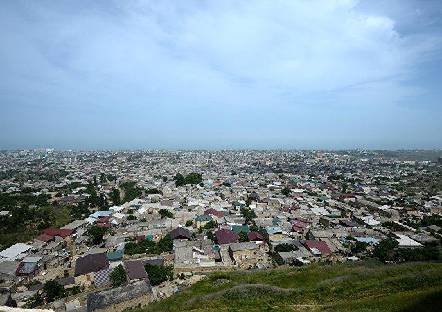 La ciudad daguestaní de Derbent