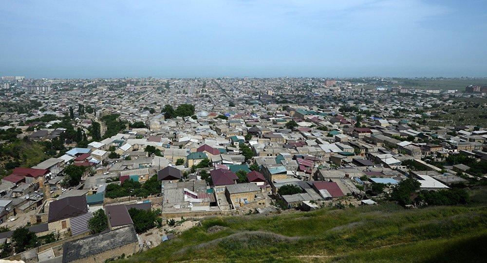 Una ciudad daguestaní