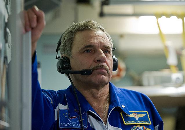 Mijaíl Kornienko, cosmonauta ruso