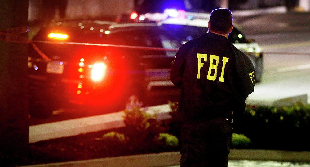 Un agente del FBI (archivo)