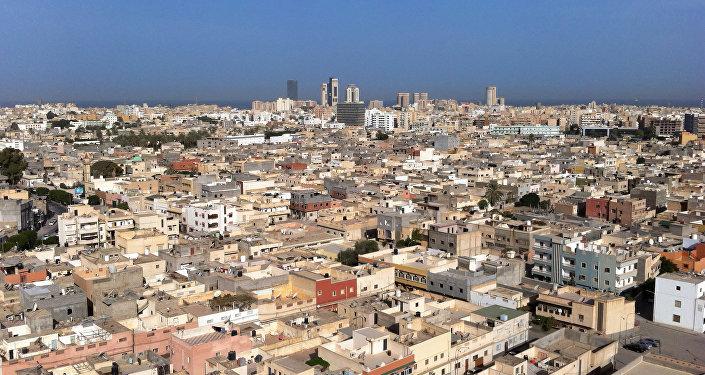 Trípoli, la capital de Libia