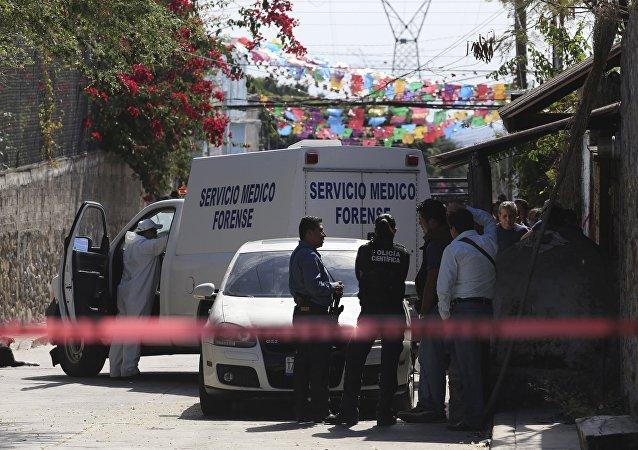 Asesinan a una alcaldesa en México a un día de la toma de posesión