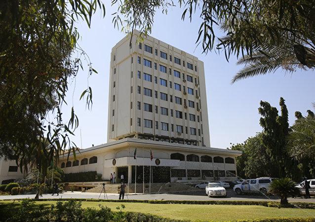 Ministerio de Exteriores de Sudán, el 3 de enero del 2016
