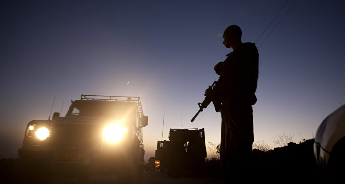 Un soldado israelí (archivo)