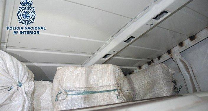Intervenidas tres toneladas de cocaína que iban a ser compradas por un importante grupo de narcos asentado en la Costa del Sol