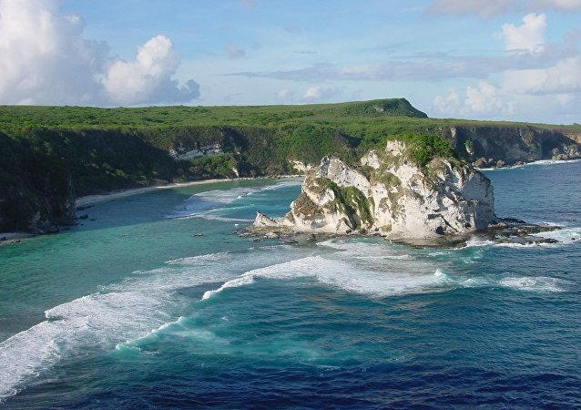 Terremoto de 5,9 grados sacude las Islas Marianas en el Pacífico