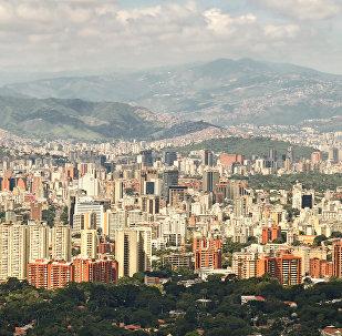 Caracas, la capital de Venezuela