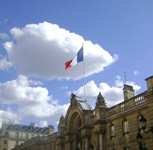 El Palacio del Elíseo, Francia