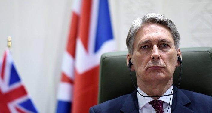 Philip Hammond, ministro de Exteriores del Reino Unido