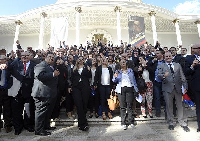 Oposición venezolana (archivo)