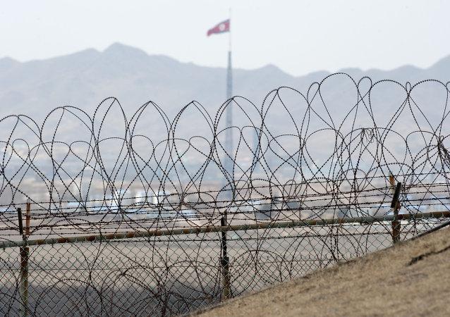 Frontera intercoreana
