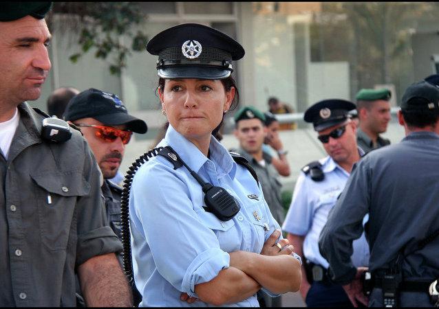 La policía israelí