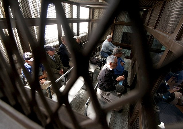 Exmilitares acusados de violaciones de derechos humanos