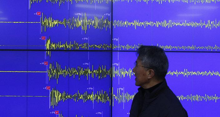 Estudio de los datos sobre el evento sísmico en Corea del Norte