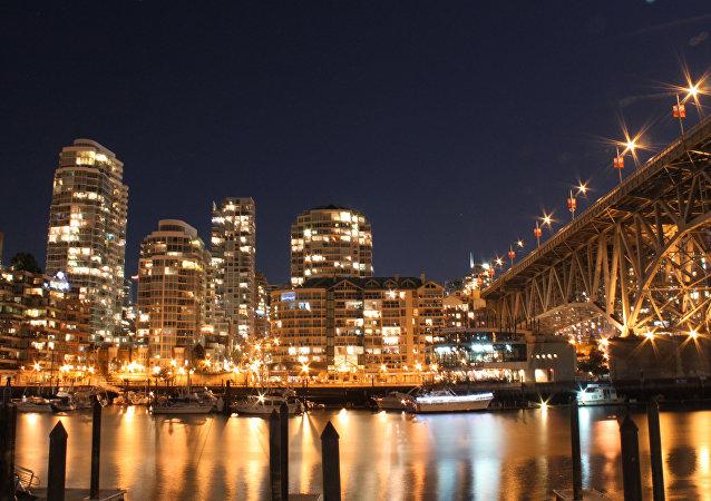 Vancouver, Canadá (archivo)