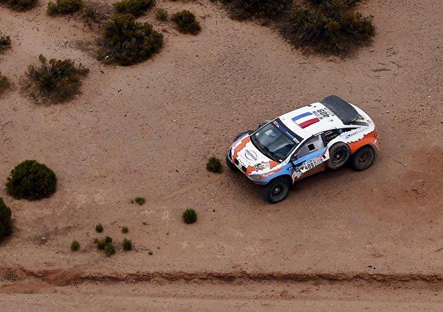 El Rally Dakar 2017